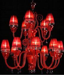 luminator люминатор \ 7700/10+5 Red Sensuelle.
