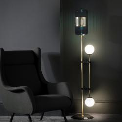 luminator люминатор \ Lizak floor lamp.