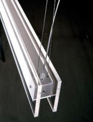 luminator люминатор \ Thin 1 S100 suspension.
