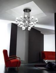 luminator люминатор \ Otto x otto K4+8+12 chandelier.