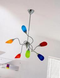 luminator люминатор \ Poli po' K6 chandelier.