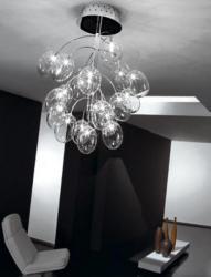 luminator люминатор \ Pro_secco K13 chandelier.