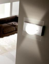 luminator люминатор \ Perlage A-P wall-ceiling lamp.