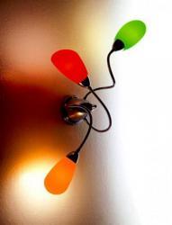 luminator люминатор \ Poli po' A3 - P3 wall-ceiling lamp.