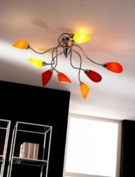 luminator люминатор \ Poli po' A8 - P8 wall-ceiling lamp.