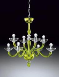luminator люминатор \ 8000 K4+4 chandelier.