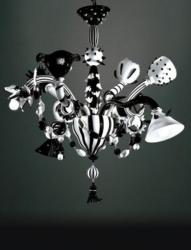 luminator люминатор \ Organioptical K8 chandelier.