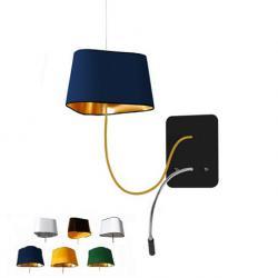 luminator люминатор \ Applique suspendue - liseuse LED  Petit Nuage.