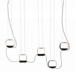 luminator люминатор \ Suspension 5 Petit Eau de Lumière.