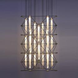 luminator люминатор \ Lustre trio Mozaik.