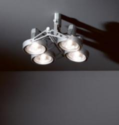 luminator люминатор \ Nomad 4x PAR30 halogen.