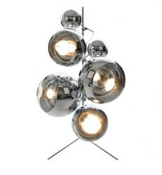 luminator люминатор \ Mirror Ball Light Tripod Stand.