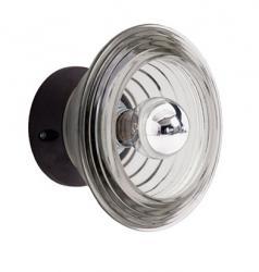 luminator люминатор \ Pressed Glass Wall Light - Bowl.