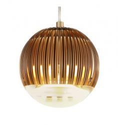 luminator люминатор \ Fin Pendant Round Copper.