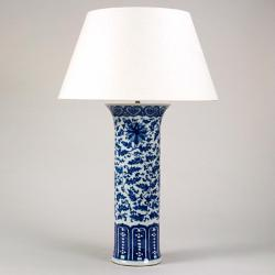 luminator люминатор \ Ceramic Blue & White Baluster Vase.