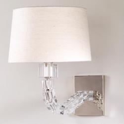 luminator люминатор \ Glass Cube Wall Light.
