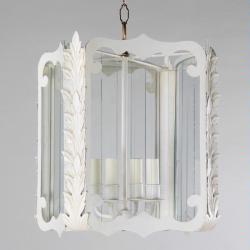 luminator люминатор \ Barbizon Square Tole Lantern.