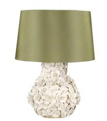 luminator люминатор \ Vaughan, Batsford Floral Table Lamp.
